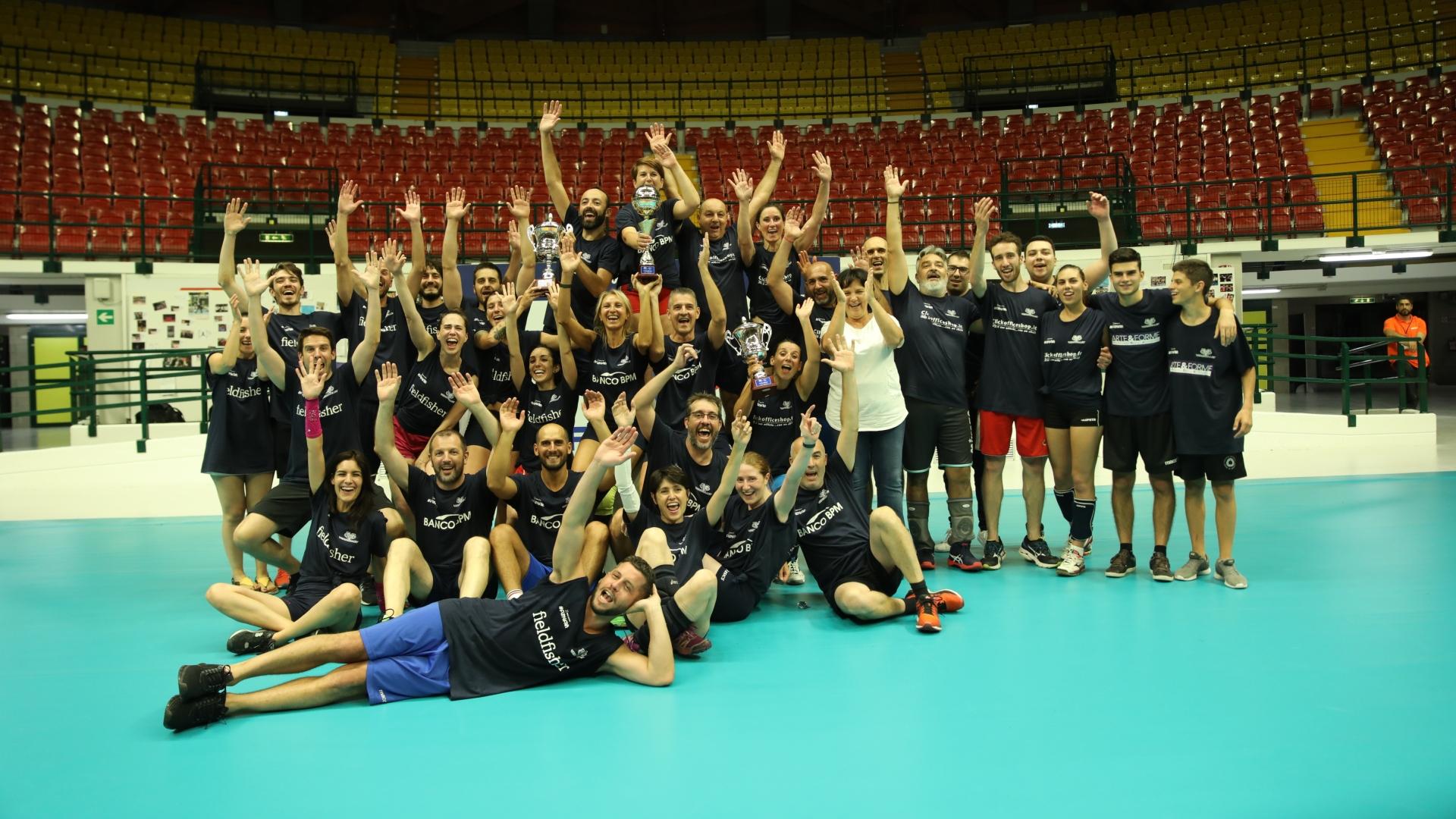 Che spettacolo la prima edizione della Vero Volley Sponsor Cup!