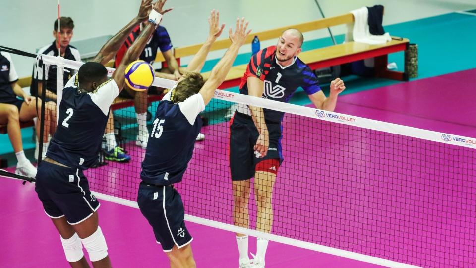 Vero Volley Monza impegnata tra pesi e tecnica