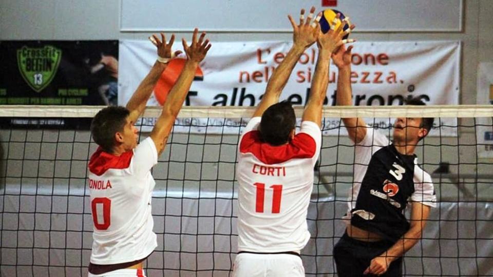 Serie BM: Il Viaggiator Goloso Volley Milano fermato all'esordio da Scanzorosciate