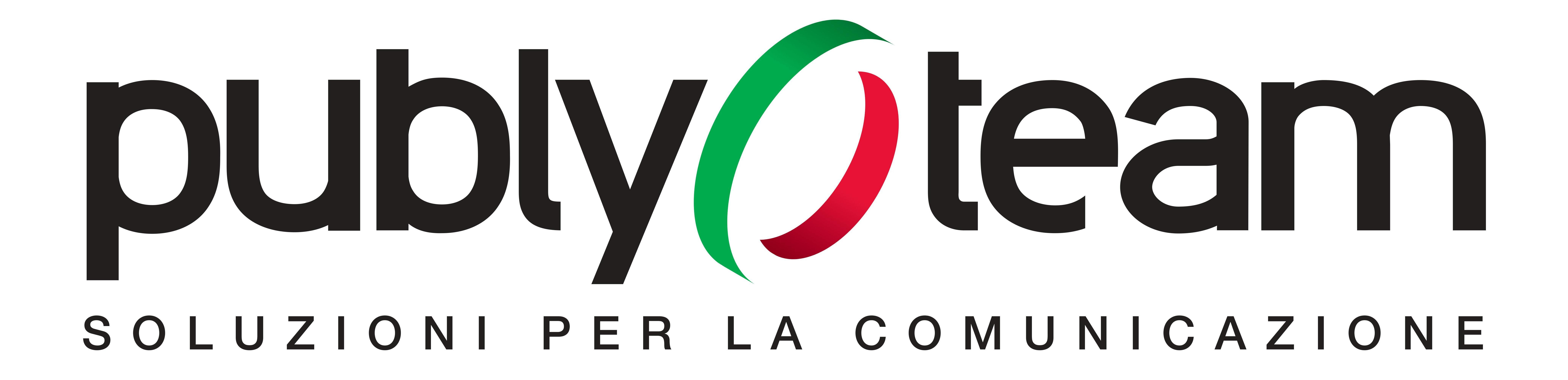 logo publyteam sfondo bianco