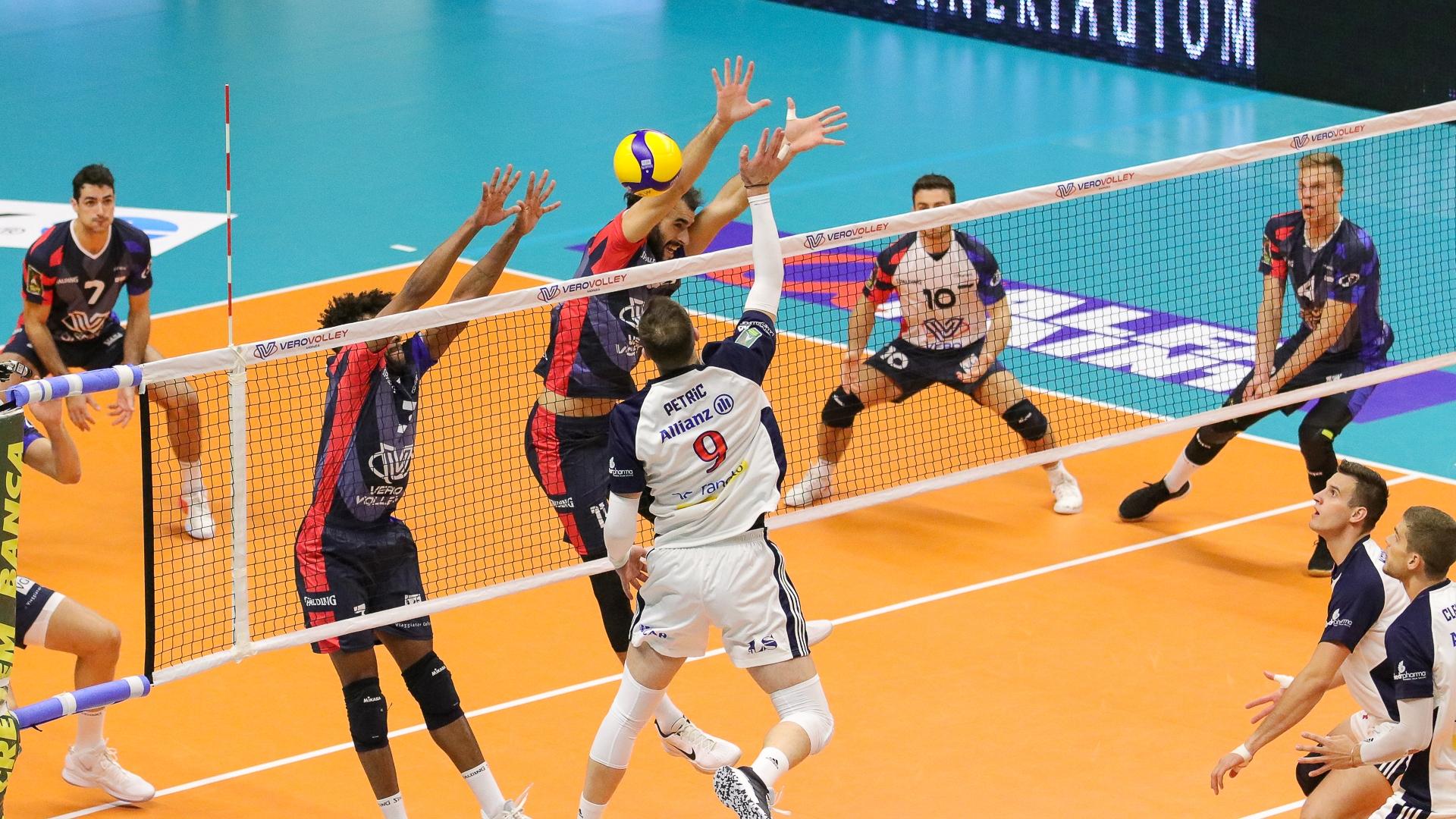 Photogallery: Vero Volley Monza vs Allianz Milano