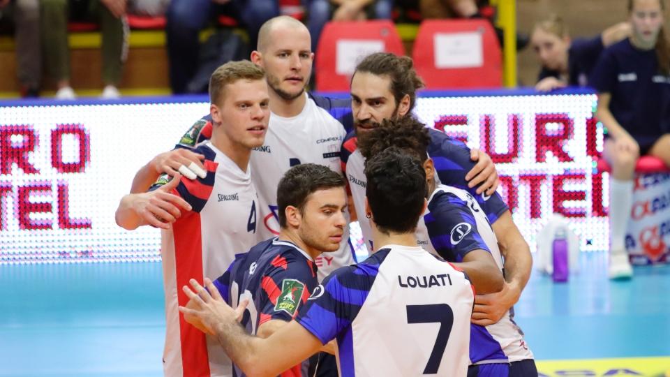 La Vero Volley Monza in trasferta a Cisterna di Latina per affrontare la Top Volley