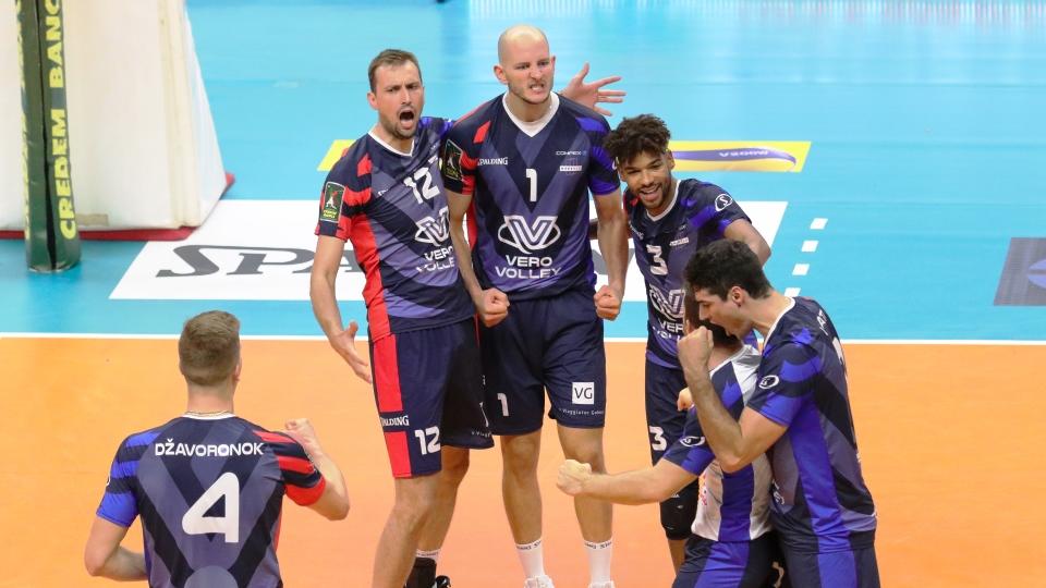 La Vero Volley Monza ospita Perugia al PalaYamamay di Busto Arsizio