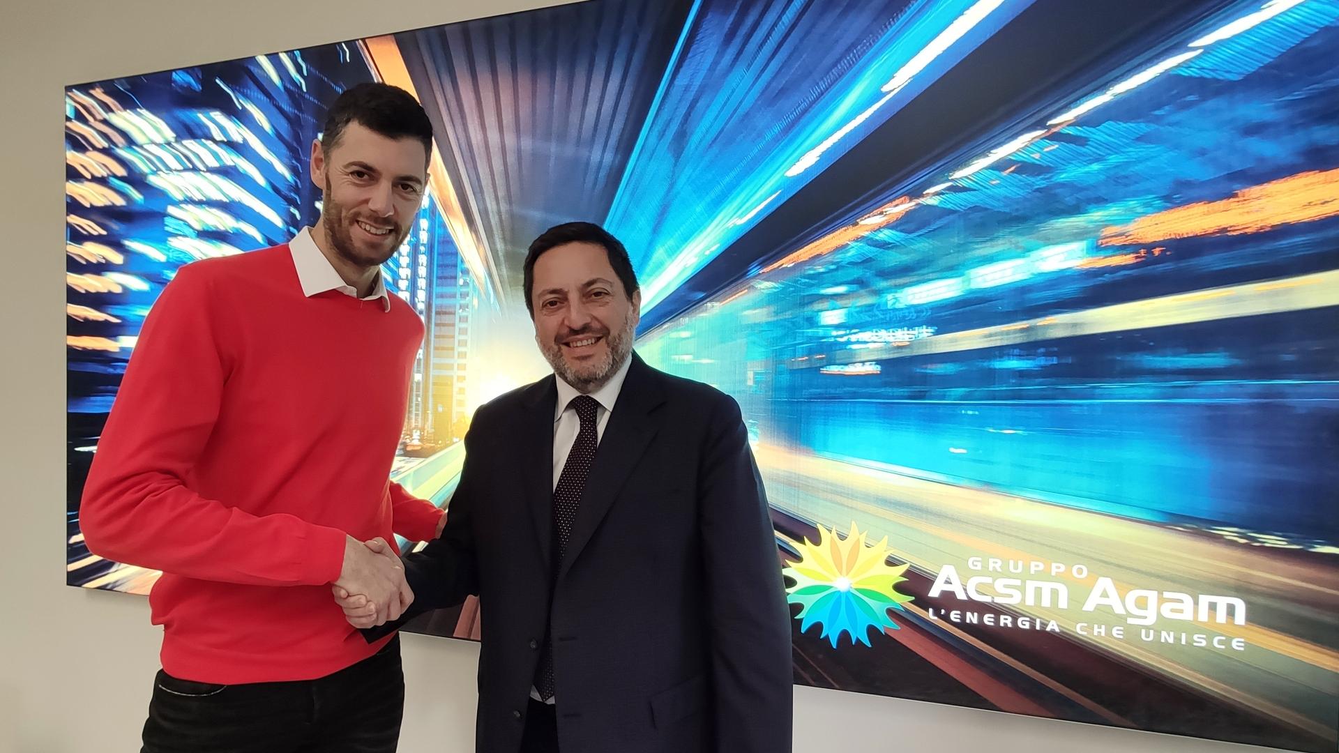 Simone Buti intervista Paolo Busnelli, presidente del CdA di Acsm Agam