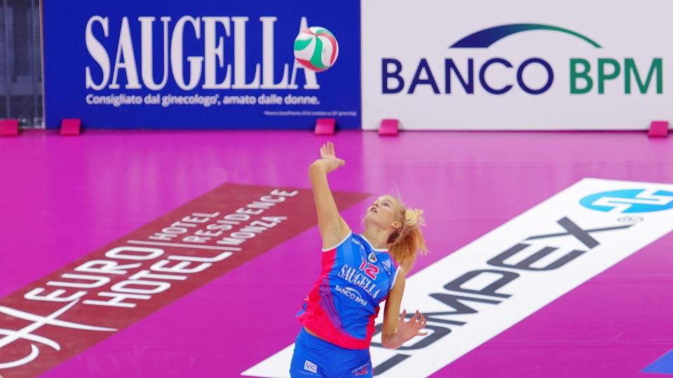 Il Consorzio Vero Volley rinnova la partnership con Banco BPM per la sesta stagione consecutiva
