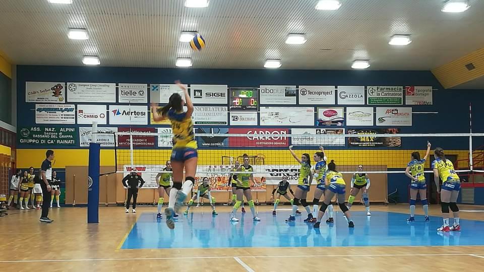 Ezzelina Volley Carinatese: sconfitta in casa contro Udine, parla coach Marchetti