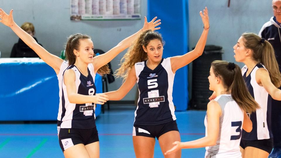Serie CF: Vero Volley Base ALD Monza in trasferta a Milano