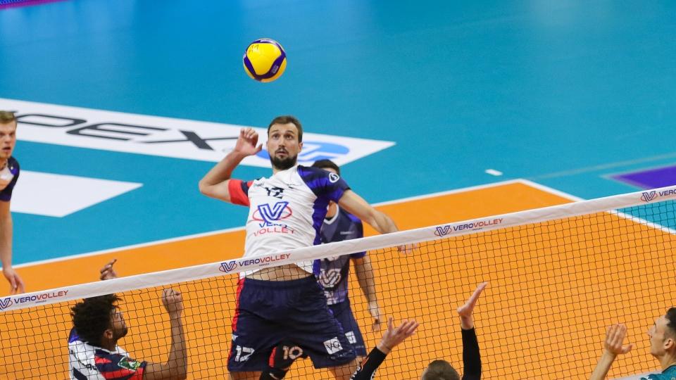La Vero Volley Monza sfida Civitanova nelle Marche per un posto in Final Four della Del Monte® Coppa Italia