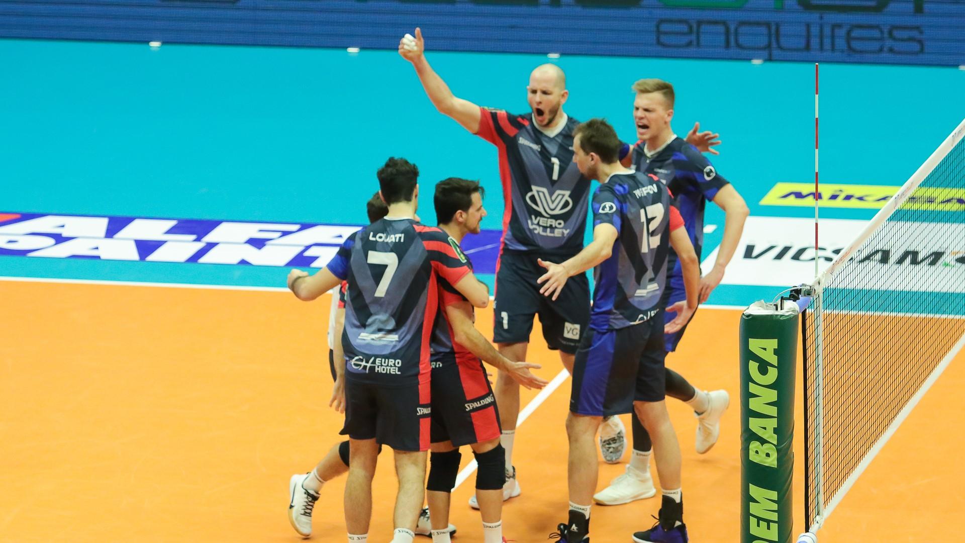 La prima vittoria del 2020 del Consorzio è targata Vero Volley Monza, 3-1 a Cisterna