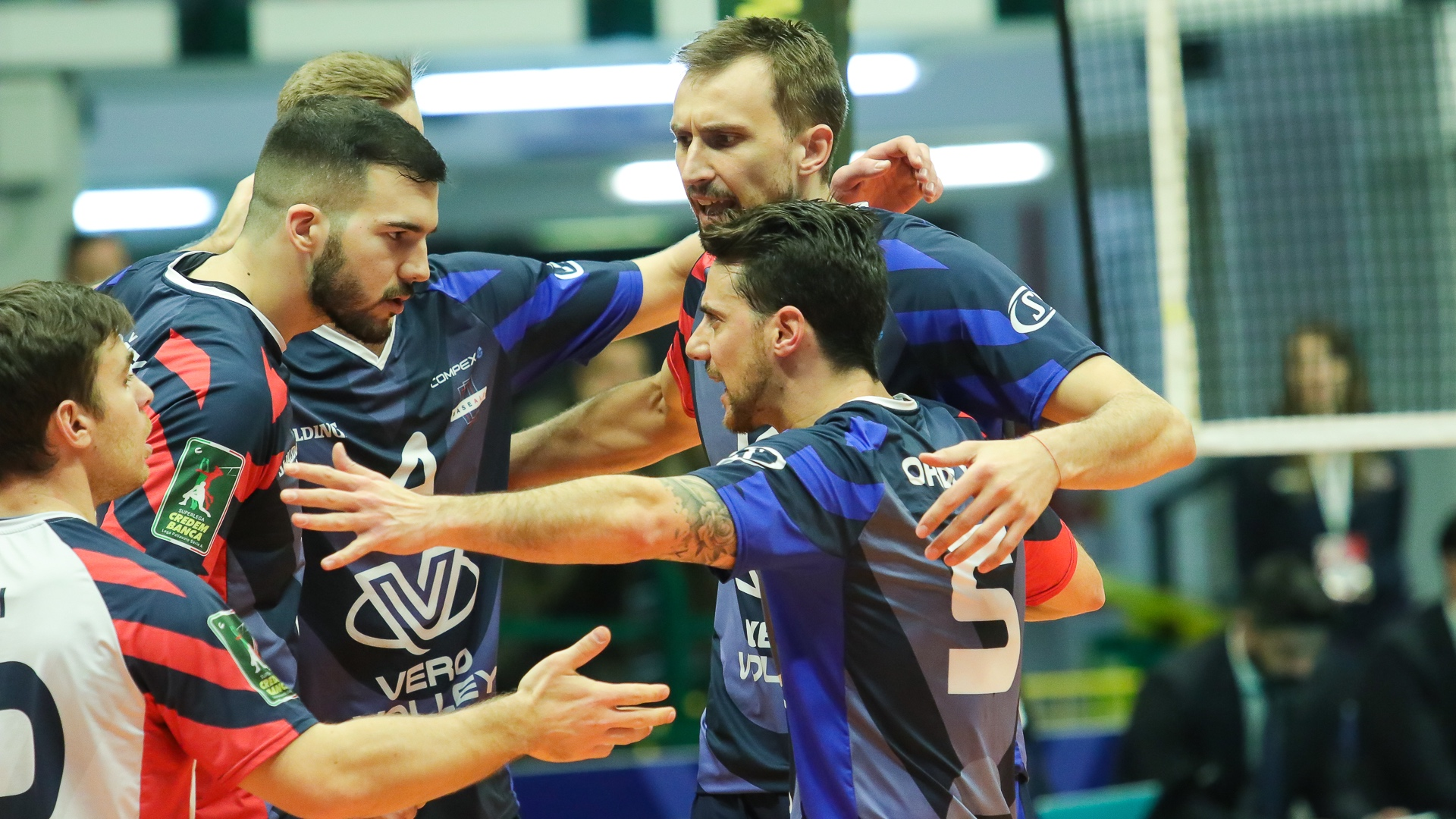 Simone Buti presenta: Vero Volley Monza – Top Volley Cisterna