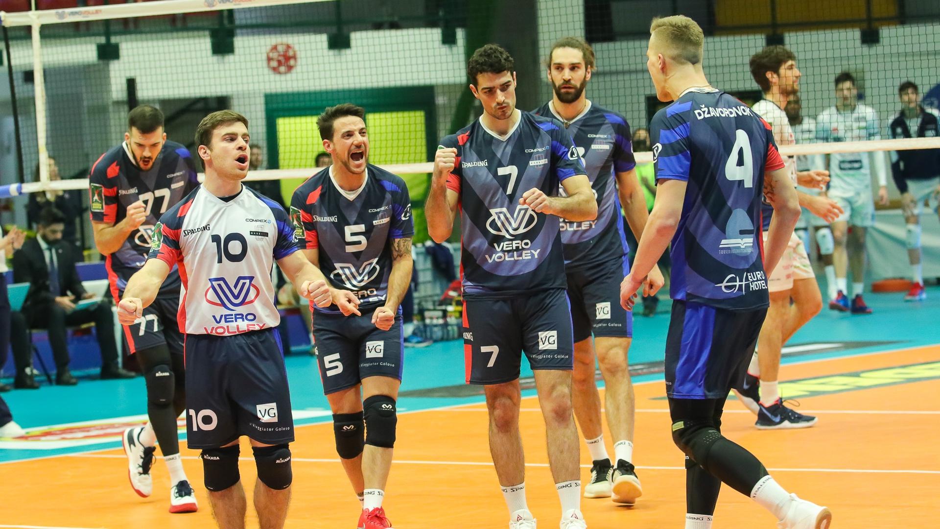 Vero Volley Monza a lavoro a Perugia per preparare la sfida contro Civitanova