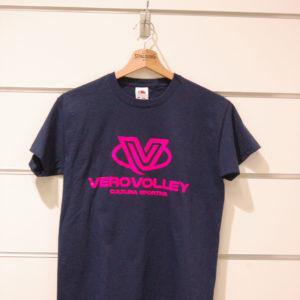 06 tshirt logo fucsia
