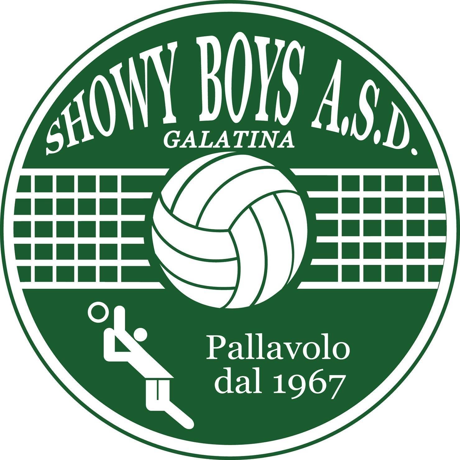 showy boys