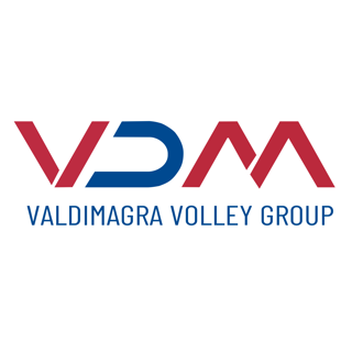 logo VDM valdimagra volley