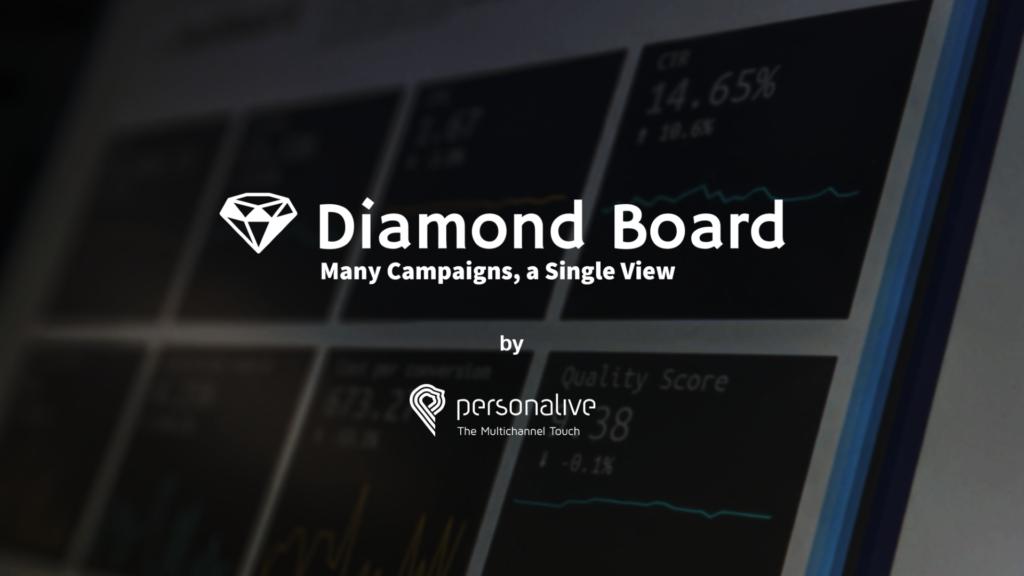 diamond board personalive