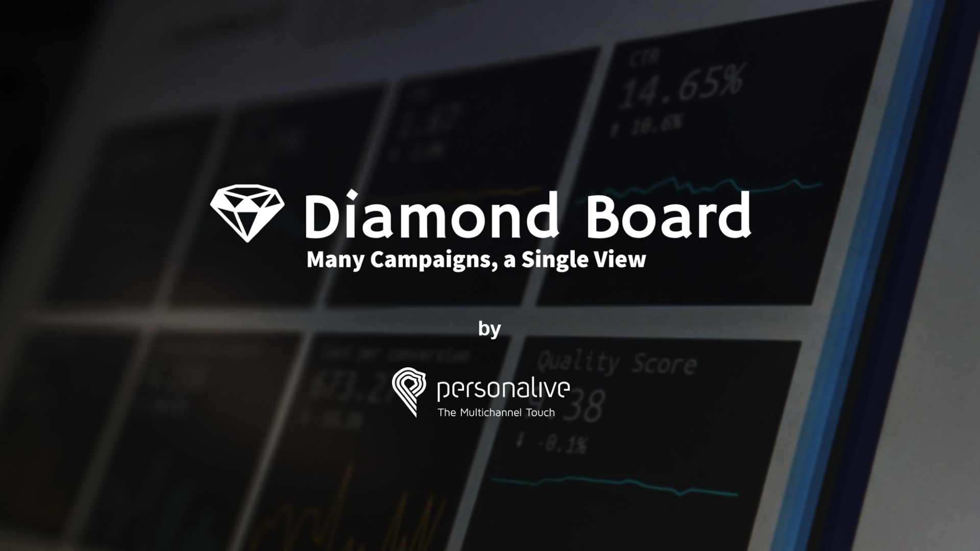 diamond board personalive