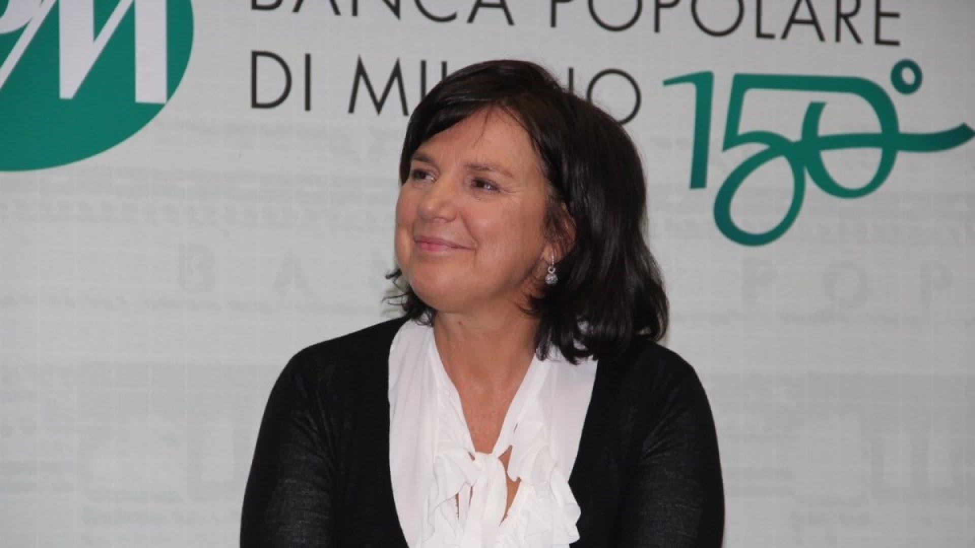 ALESSANDRA MARZARI foto
