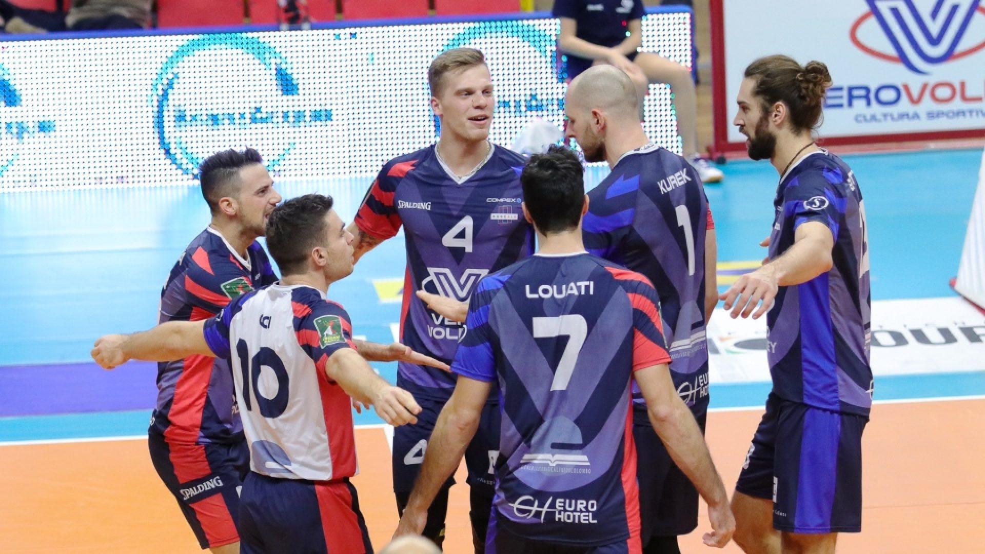 Abbraccio Vero Volley Monza