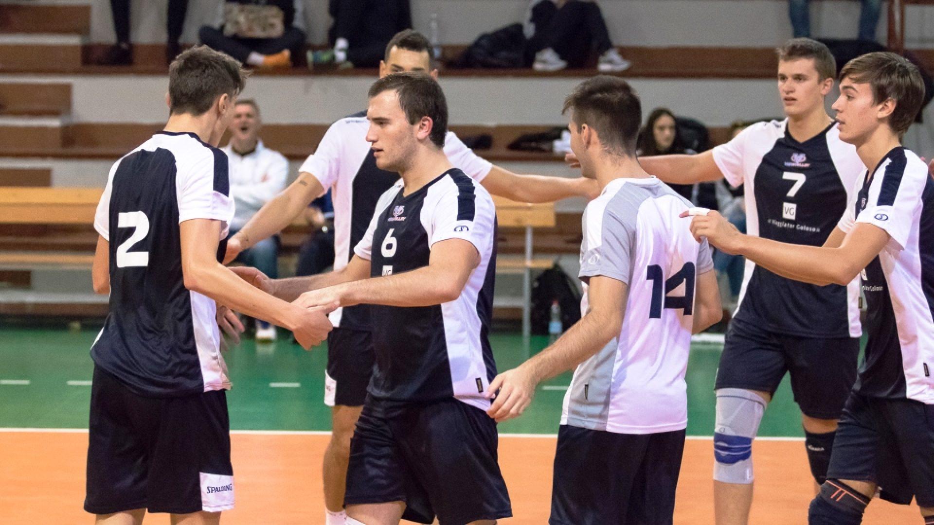 Abbraccio il Viaggiator Goloso Volley Milano