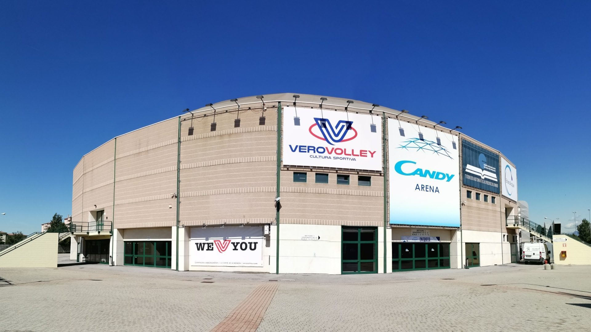 Candy Arena di Monza