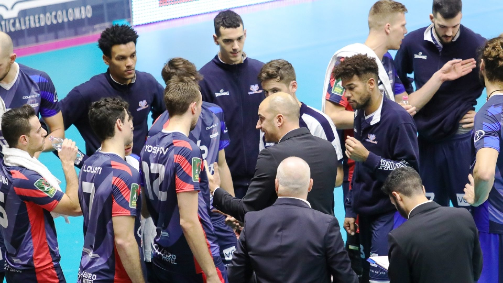 Time-out Vero Volley Monza