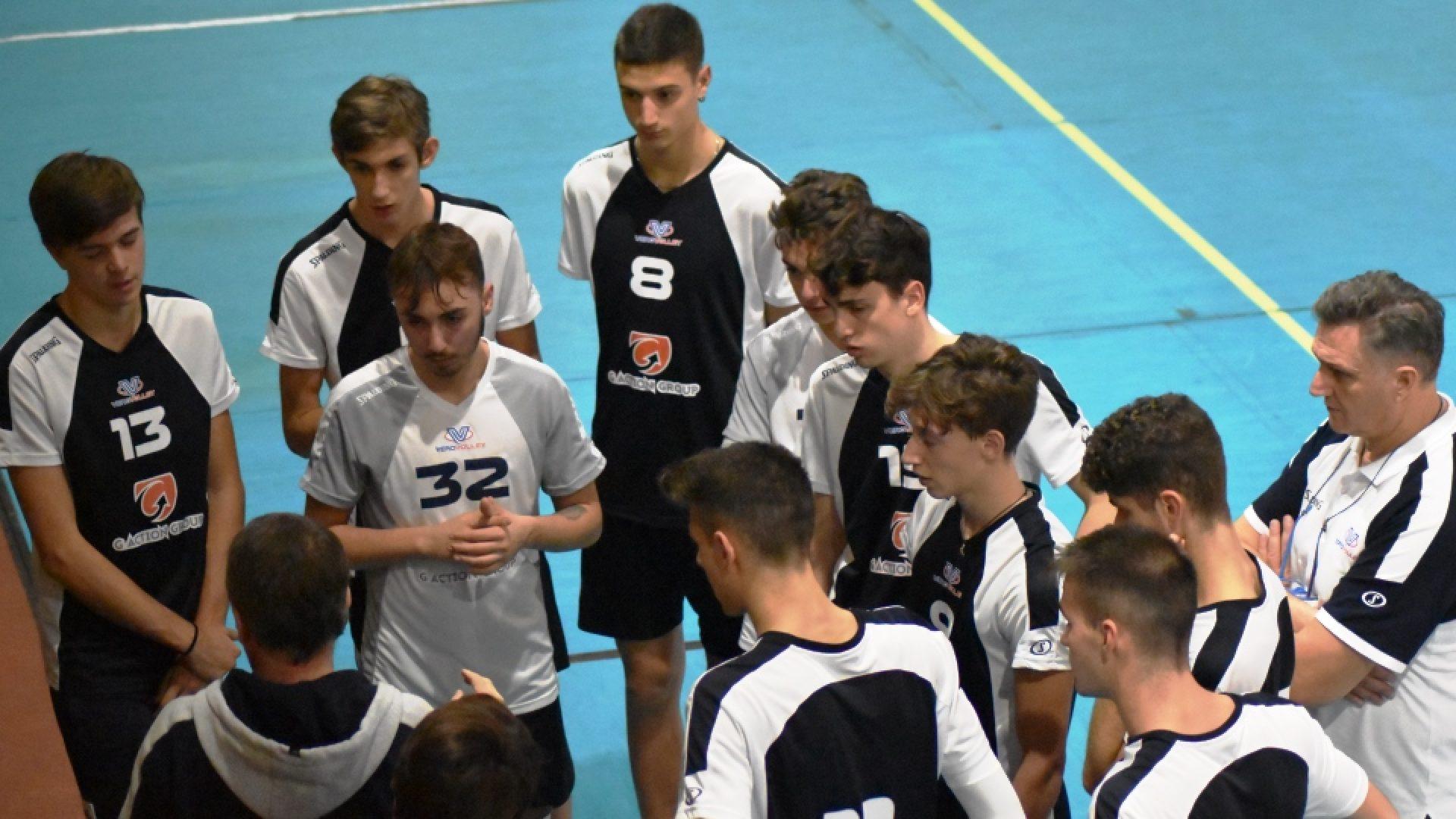 Timeout il Viaggiator Goloso Volley Milano