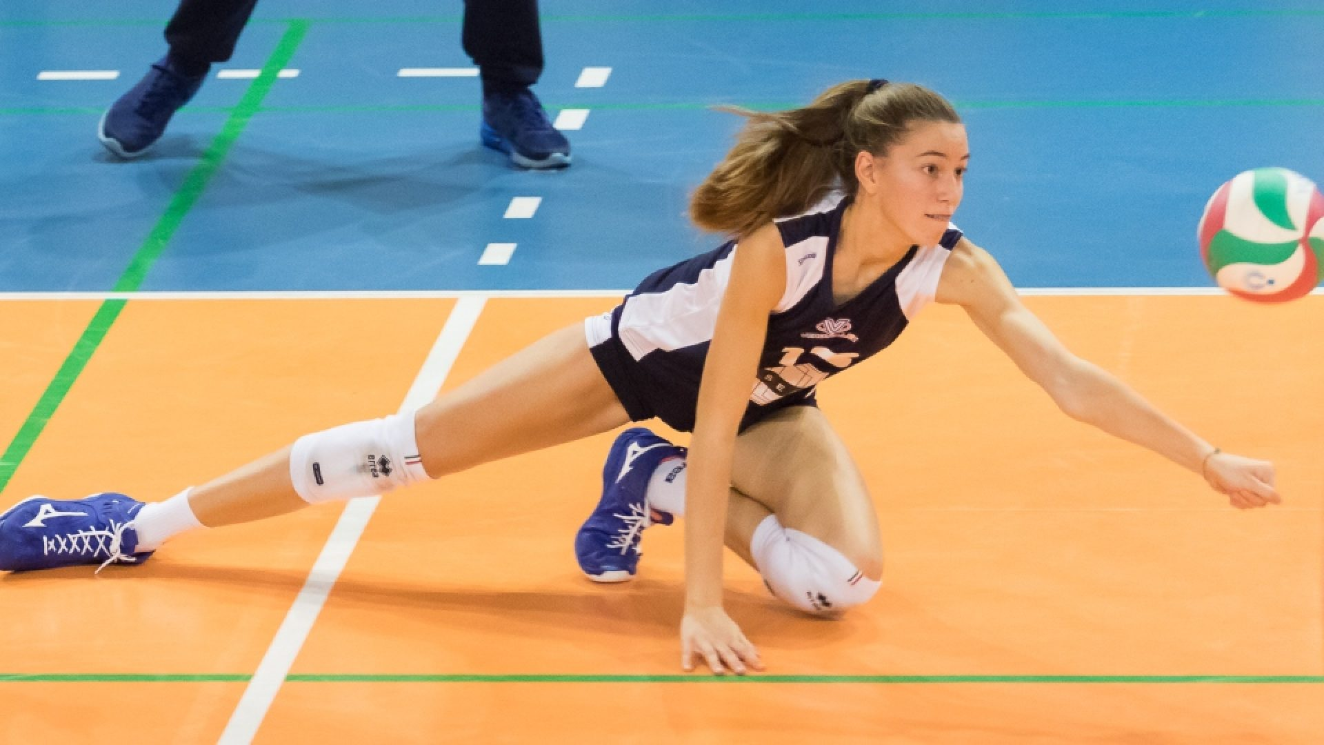 Vero Volley Base ALD Dominika Giuliani