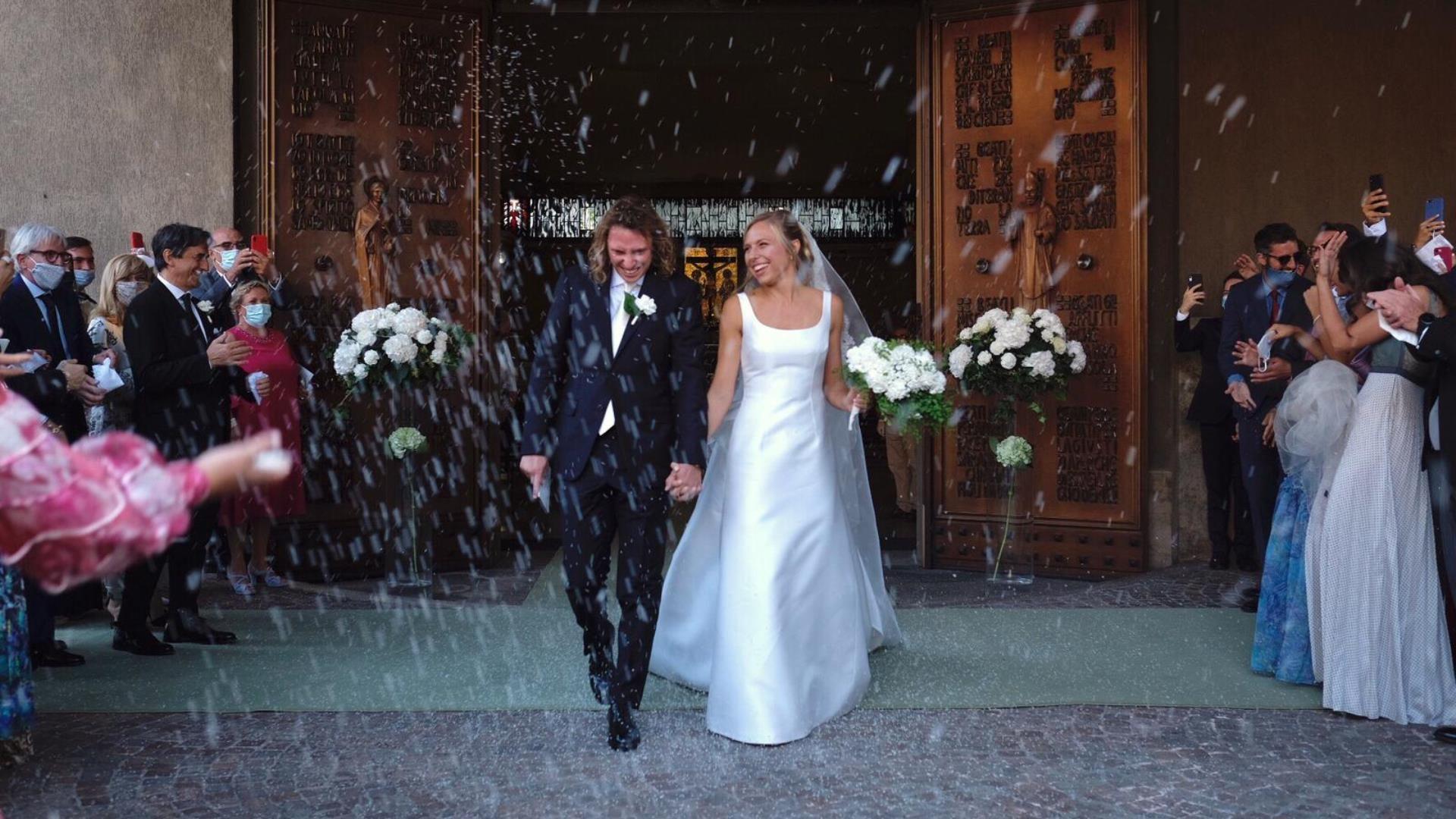jolanda giacomo sposi matrimonio