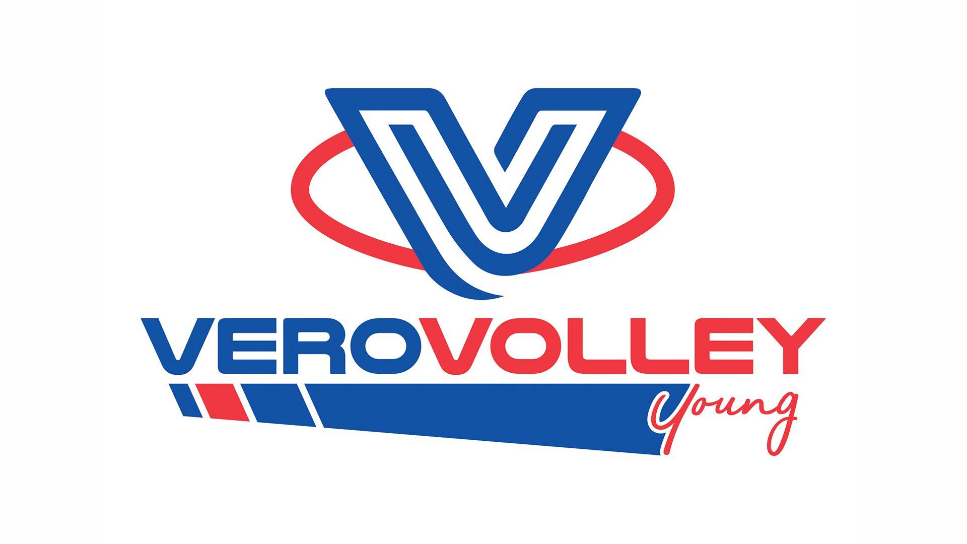 logo vero volley YOUNG