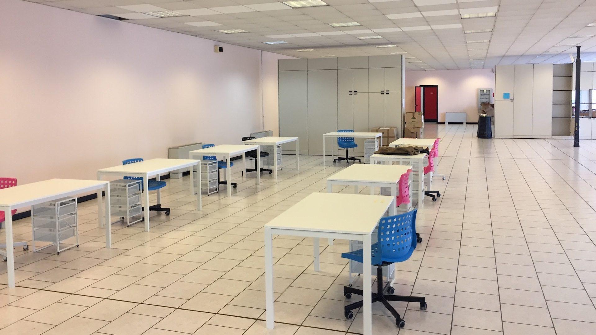 nuovi uffici vv