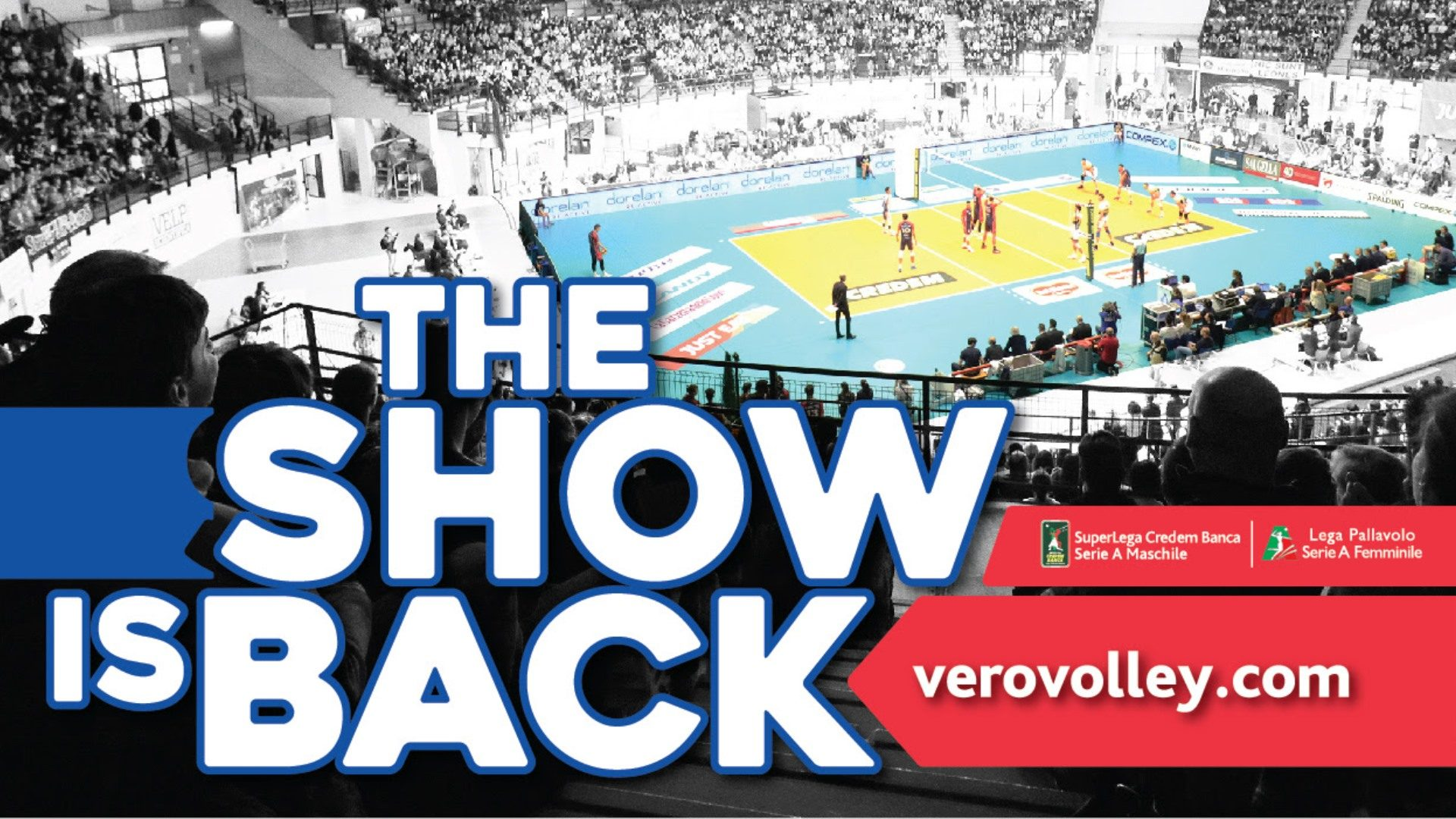the show is back