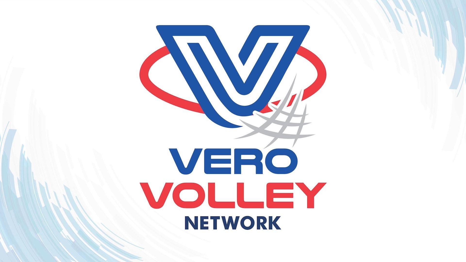 logo vero volley network