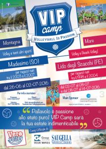 VIP CAMP 2016