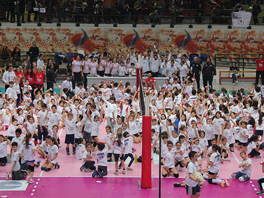Vero Volley Network: l'Ezzelina Carinatese ospita due workshop sul minivolley