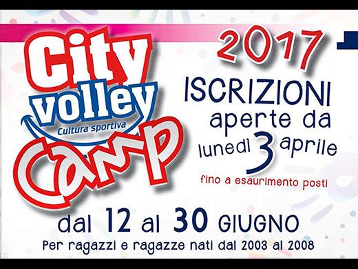 CITY VOLLEY CAMP 2017