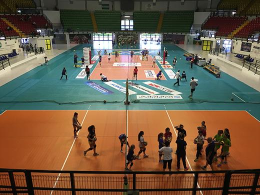 Scendi in campo con Vero Volley, da martedì iniziano le leve!