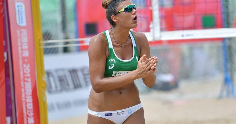 Gaia Traballi convocata in Nazionale Seniores Femminile di Beach Volley