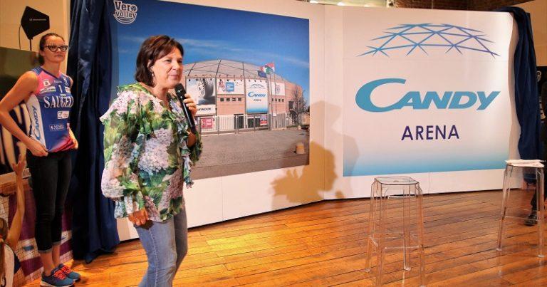 Candy Arena: ecco la nuova casa del Consorzio Vero Volley