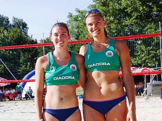 Nuovo collegiale in Nazionale di beach volley per Gaia Traballi