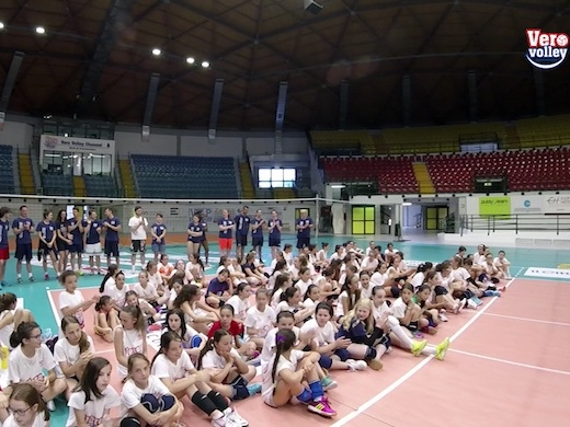 City Volley Camp Vero Volley, ultimissimi posti disponibili!