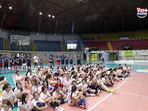 City Volley Camp, SOLD OUT anche la prima e la terza settimana!