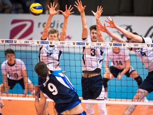 Europeo U18: l'Italia si ferma in semifinale al tie-break contro la Rep. Ceca
