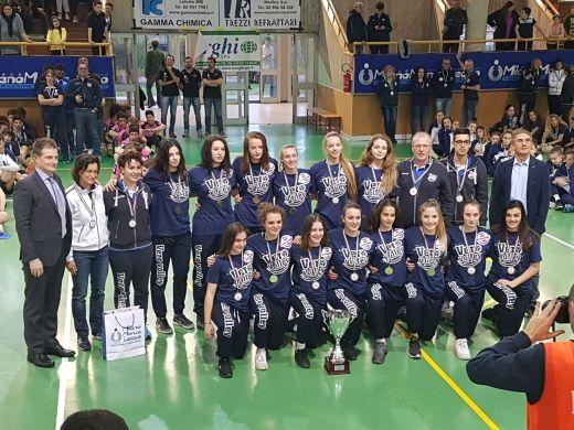 Under 16 Finali Territoriali: Vero Volley Saugella campione, medaglia d'argento per i maschi