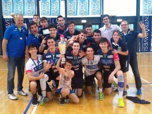 Vero Volley con due squadre alle finali nazionali: titolo regionale U20 e bronzo U16