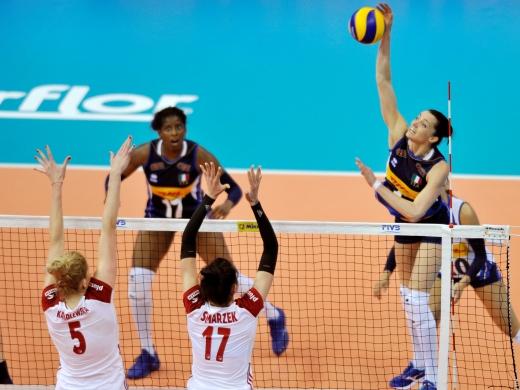 Serena Ortolani convocata con la nazionale per un collegiale