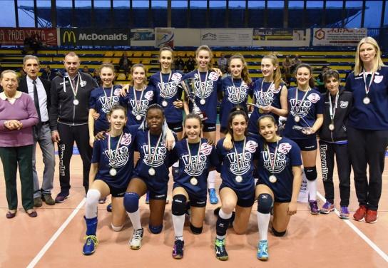 Finali nazionali U14: subito sorriso per la Vero Volley Gruppo Vicsam