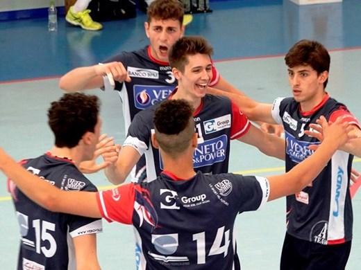 Finali nazionali U18M: la Vero Volley Veneto Gas e Power si ferma in semifinale contro Civitanova