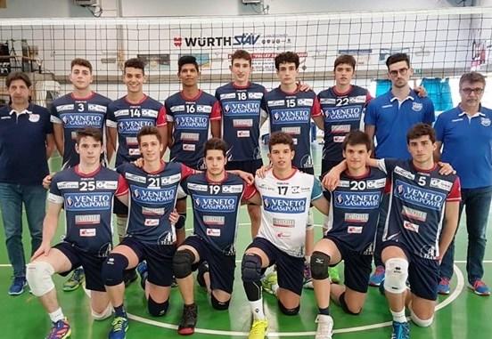 Finali nazionali U18M: la Vero Volley Veneto Gas e Power Monza chiude al quarto posto