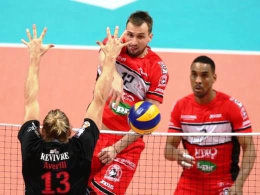 Viktor Yosifov miglior muro della stagione 2017/2018