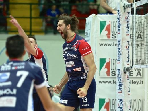 La Vero Volley Monza e' pronta ad una nuova avventura nella SuperLega Credem Banca